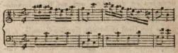 Sonate Nr.1, Rondo. Amabile, T.1–4