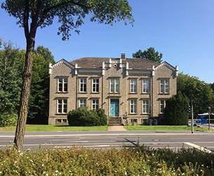 Die neue Adresse der Detmolder Arbeitsstelle Hornsche Straße 44