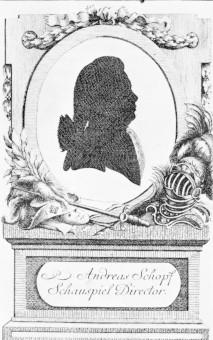 Schopf, Andreas Joseph