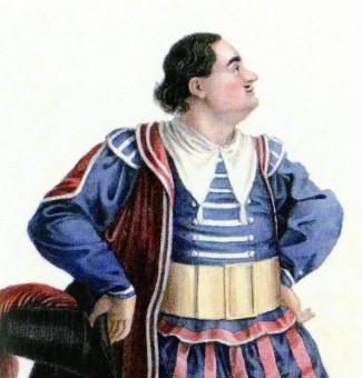 Benincasa, Gioacchino (Rollenbild)