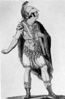 Brizzi, Antonio (Rollenbild: Achilles)