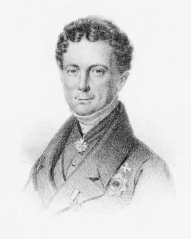 Brühl, Carl Graf von