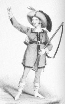 Cooke, Thomas (Rollenbild: Max im Freischütz)