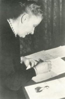 Weber, Mathilde von