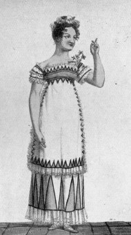 Lang, Josephine (Rollenbild: Zerlina in Don Giovanni)