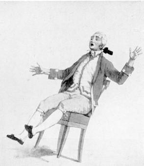 Flerx, Karl (Rollenbild: im Ballett der Mechaniker)
