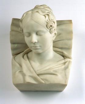 Karl Friedrich Wichmann. Zimmerkenotaph für Henriette Jordan (1816); Köln, LETTER Stiftung, Inv.-Nr. 2006.276