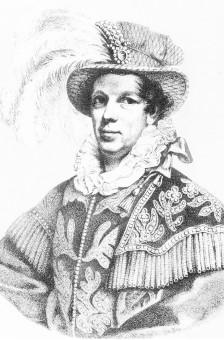 Kainz, Josef Wolfgang (Rollenbild als Faust)
