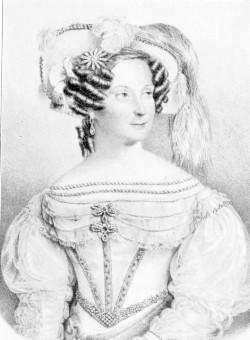Löwe, Julie Sophie (Rollenbild: Donna Diana)