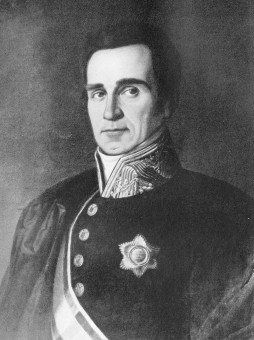 Lüttichau, Wolf Adolf August Freiherr von