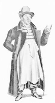 Angely, Louis (Rollenbild: Maurerpolier Kluck im Fest der Handwerker)