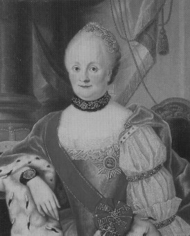 Ulrike Friederike Wilhelmine, Herzogin von Oldenburg