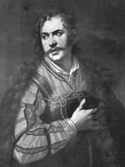 Heigel, Franz Xaver (Rollenbild: Otto von Wittelsbach im gleichnamigen Schauspiel von J. M. Babo)