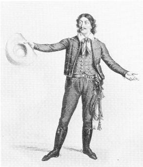Spitzeder, Joseph (Rollenbild)