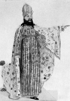Staudacher, Joseph (Rollenbild: Darius in Palmira)